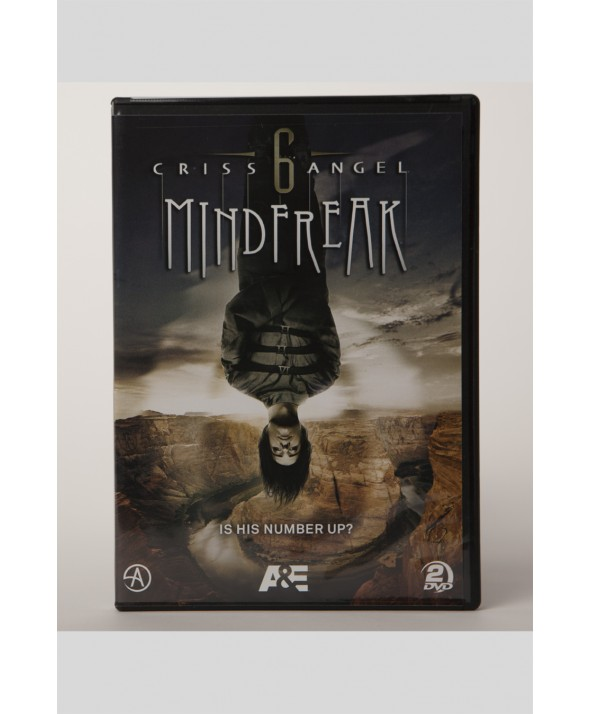 DVD MINDFREAK A&E SEASON 6