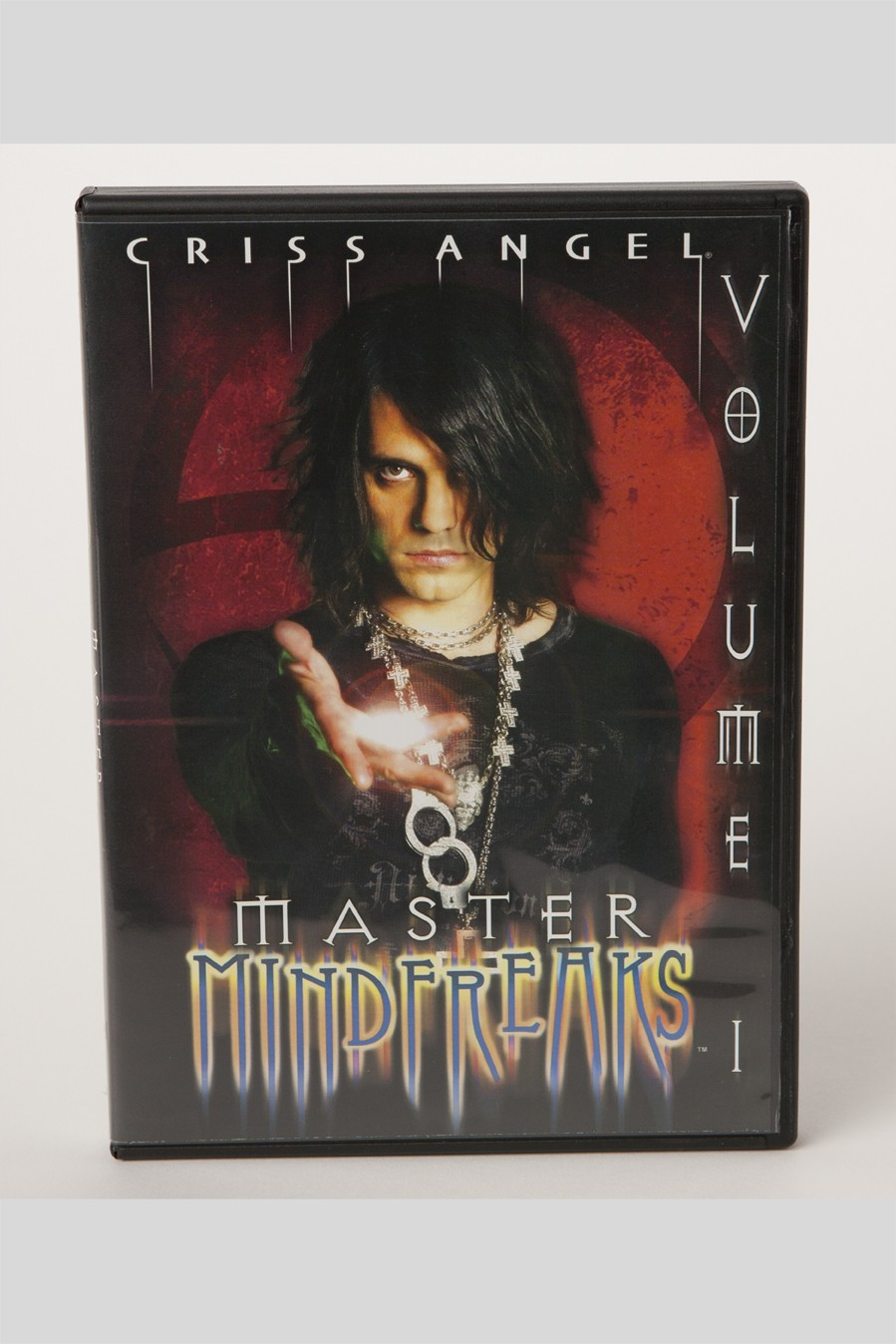 DVD CRISS ANGEL MASTER MINDFREAKS VOL 1