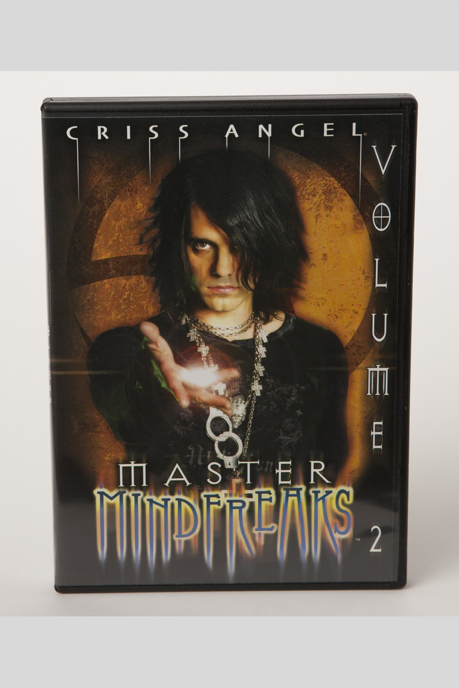 DVD CRISS ANGEL MASTER MINDFREAKS VOL 2