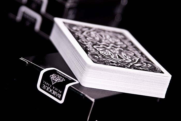 BAROQUE DECK OF CARDS - Special Edition