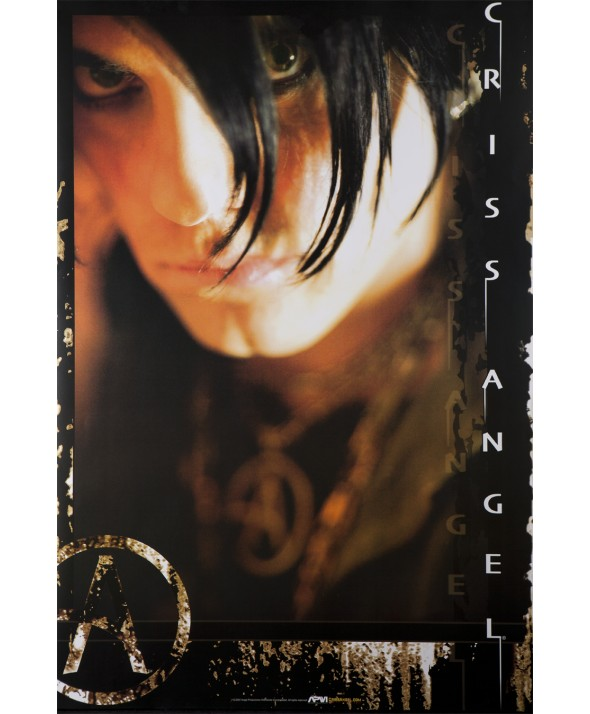 POSTER CA HAIR-OVER-EYES LG 24X36