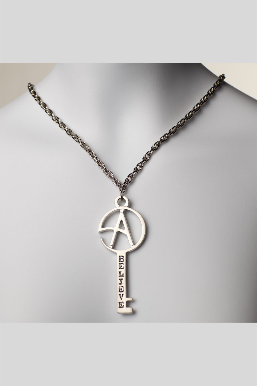 NECKLACE CA KEY TO BELIEVING-1424