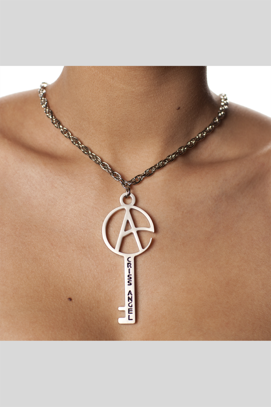NECKLACE CA KEY TO BELIEVING-1423