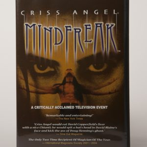 DVD MINDFREAK TV SPECIAL-0