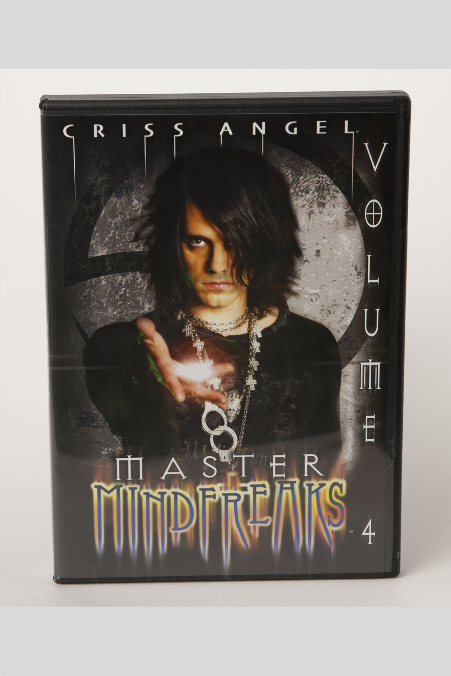 DVD CRISS ANGEL MASTER MINDFREAKS VOL 4-0