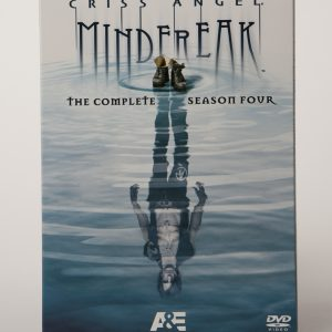 DVD MINDFREAK A&E SEASON 4-0