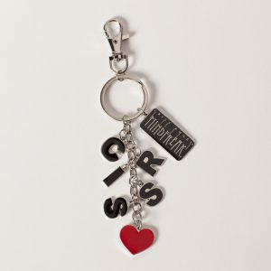 KEYCHAIN MF CRISS HEART DANGLE-0