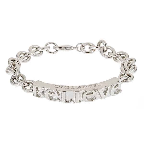 Criss Angel the Jewelry Believe ID Bracelet-0