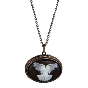 Criss Angel the Jewelry Dove Locket of Love-0