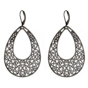 Criss Angel the Jewelry Perfect Pear Shaped Statement Earring-0