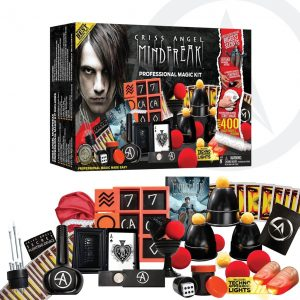 Criss Angel MINDFREAK Professional Magic Kit-0