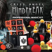 Criss Angel MINDFREAK Professional Magic Kit-1593