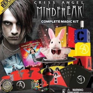 Criss Angel MINDFREAK Complete Magic Kit-0