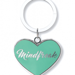 01-71-7001-3494-KEYCHAIN-MF-HEART-BEVELED-DOUBLE-SIDED